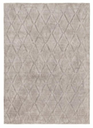 Koberec Gabia Light Gray 200x300 Carpet Decor Handmade